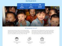 Samsung Connect – Hành trình kết nối những ước mơ