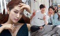 Sao Hàn 1/8: Lee Jong Suk thân thiết bên Suzy, Park Shin Hye đẹp sắc lạnh