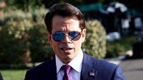 Anthony Scaramucci bị sa thải 'thần tốc' sau 10 ngày 'khuấy đảo' Nhà Trắng