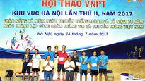 VNPT khu vực Hà Nội biểu dương sức mạnh thể chất và tinh thần
