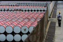 Áp lực dư cung khiến giá dầu giảm trên thị trường châu Á