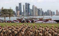 Thổ Nhĩ Kỳ, Qatar tiến hành tập trận chung