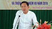 Trịnh Xuân Thanh chính thức lên tiếng: 'Tôi đã ra đầu thú'