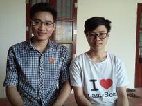Nam sinh xứ Thanh trải lòng về sự cố vuột mất HCV Olympic Sinh học quốc tế