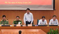 Chủ tịch Nguyễn Đức Chung: Hà Nội tập trung chấn chỉnh tác phong, thái độ cán bộ, công chức