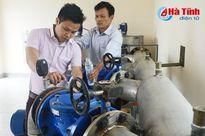Hà Tĩnh còn 24 công trình cấp nước sạch nông thôn kém hiệu quả