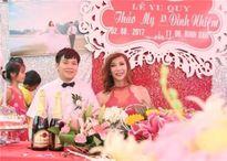 Những đám cưới chuyển giới xôn xao ở Việt Nam