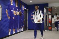 Morata bất ngờ ngồi dự bị trong trận Siêu cúp Anh