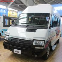Tata Winger 'bản sao' của Ford Transit xuất hiện