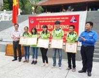Tuyên dương học sinh giỏi Tổng Cty Sông Đà năm học 2016 - 2017