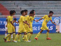 Nhận diện đối thủ của U15 SLNA tại trận bán kết
