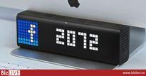 Đồng hồ để bàn thông minh kết nối các dịch vụ số