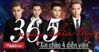 365daband: Chia tay một nhóm nhạc, khán giả được gặp 4 diễn viên tài năng