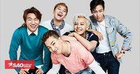 Fan được gặp lại BigBang 4 thành viên với tour diễn tại Nhật ngay trong năm nay