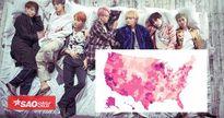 BTS lọt danh sách 50 nghệ sĩ nổi tiếng tại Châu Mỹ do New York Times bình chọn