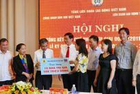 Công đoàn Dầu khí VN tặng 10 nhà tình nghĩa cho CNVCLĐ tỉnh Thanh Hóa