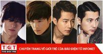 Đẳng cấp ngoại hình thời trai trẻ của các nam thần tuổi tứ tuần xứ Hàn