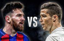 5 tiền đạo xuất sắc nhất La Liga hiện tại: Messi xếp sau Ronaldo