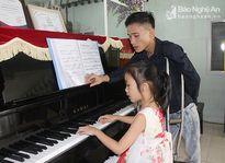 Cô bé hạt tiêu Nghệ An giành giải Nhất cuộc thi piano toàn quốc