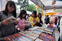 Khai mạc Hội sách Thu 2017 tại phố sách Hà Nội