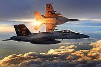 Tiêm kích Mỹ và máy bay không người lái của Iran suýt đâm nhau