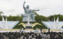 Nhật Bản tưởng niệm 72 năm thảm họa bom nguyên tử tại Nagasaki