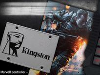 Hợp tác cùng Marvell, Kingston bán hơn 6 triệu ổ SSD