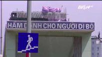 Hà Nội: Hầm đi bộ sắp biến thành 'hầm rác'