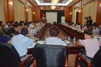 Họp báo về Hội nghị lần thứ 3 các quan chức cao cấp APEC