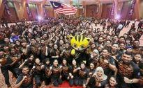 Malaysia đặt mục tiêu đứng đầu bảng Huy chương SEA Games 29