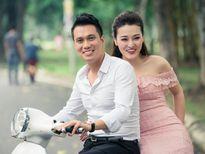 MC Lê Thùy Linh hồi hộp khi lần đầu đóng cặp cùng Việt Anh