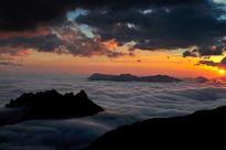 Vẻ đẹp kỳ bí của 'đại dương mây' ngay tại Việt Nam