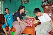 Sau TNGT, nhói lòng bé gái 15 tuổi thành trụ cột gia đình