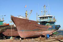 Cần sớm tháo gỡ khó khăn cho ngư dân đưa tàu cá vỏ thép lên bảo dưỡng định kỳ