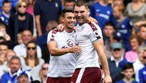 ĐKVĐ Chelsea thất bại cay đắng trước Burnley