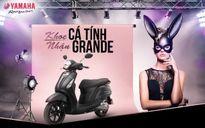 Cover phong cách Ariana Grande, nhận xe máy Yamaha