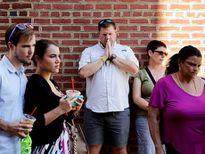 Hàng trăm người tham gia tuần hành vì các nạn nhân ở Charlottesville