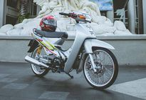 Biker Việt chi hơn 100 triệu đồng độ Honda Wave 110
