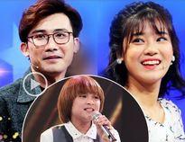 Quán quân Vietnam Idol Kids soán luôn giải nhất Gia đình song ca