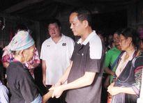 Lũ ống làm chết và và mất tích 3 người tại Lào Cai