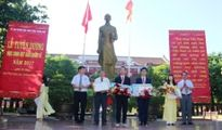 Tuyên dương học sinh đạt giải quốc tế