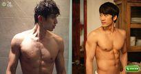 5 mỹ nam Hàn mặt ngây thơ nhưng thân hình lực sĩ!