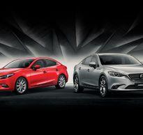 Thaco đồng loạt giảm giá bán Kia, Mazda trong tháng 8/2017