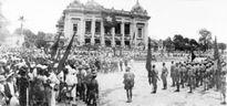 Tìm lại những tờ báo cũ từ năm 1945 viết về Cách mạng tháng Tám