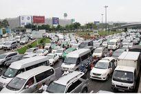 TP HCM lập tổ phản ứng nhanh giải cứu kẹt xe tại Tân Sơn Nhất