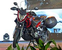 Honda ra mắt xe máy địa hình cỡ nhỏ CB190X Adventure