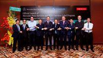 Mercedes-Benz và FUSO ra mắt dịch vụ trả góp cùng Daimler và Eximbank