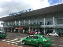 Đưa vào hoạt động sân đỗ máy bay tại Cảng hàng không Pleiku