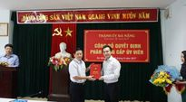 Ông Nguyễn Bá Cảnh làm Phó Ban Dân vận Đà Nẵng