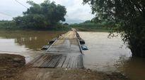 Tuyên Quang: Cầu 'Ông Điệm' kêu cứu